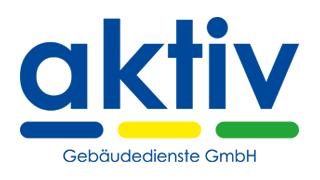 aktiv Logo gereinigt