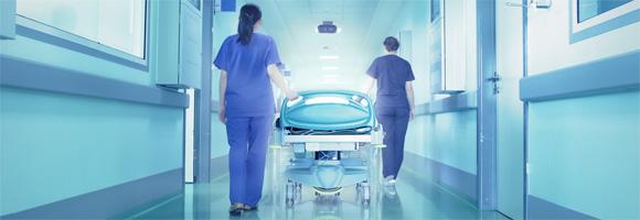 aktiv Gebäudedienste - Reinigung im Pflegesektor und Gesundheitssektor