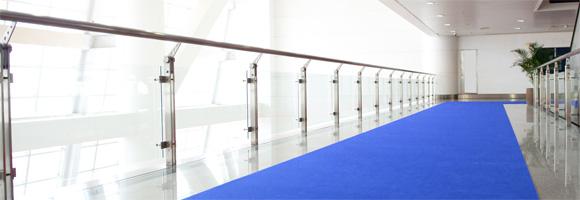 aktiv Gebäudereinigung - Teppichreinigung
